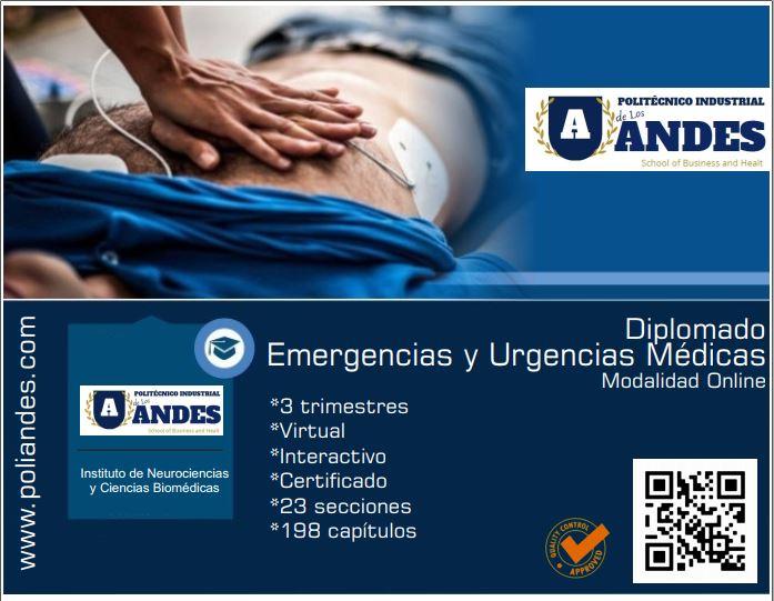 Diplomado en Urgencias y Emergencias Médicas